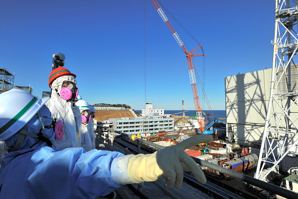 Toshiba robot to help clean up radiation filled Fukushima nuclear power plant