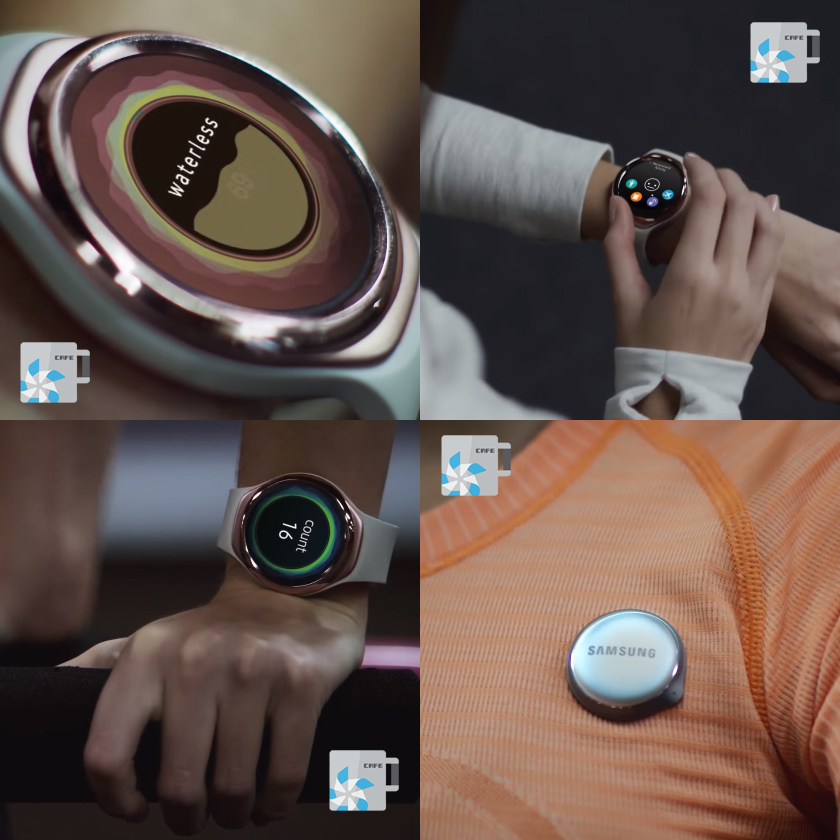 Samsung's next fitness tracker images leaked