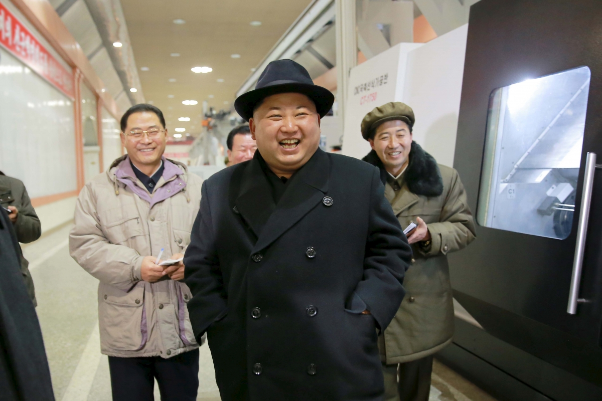 North Korea hangover-free liquor