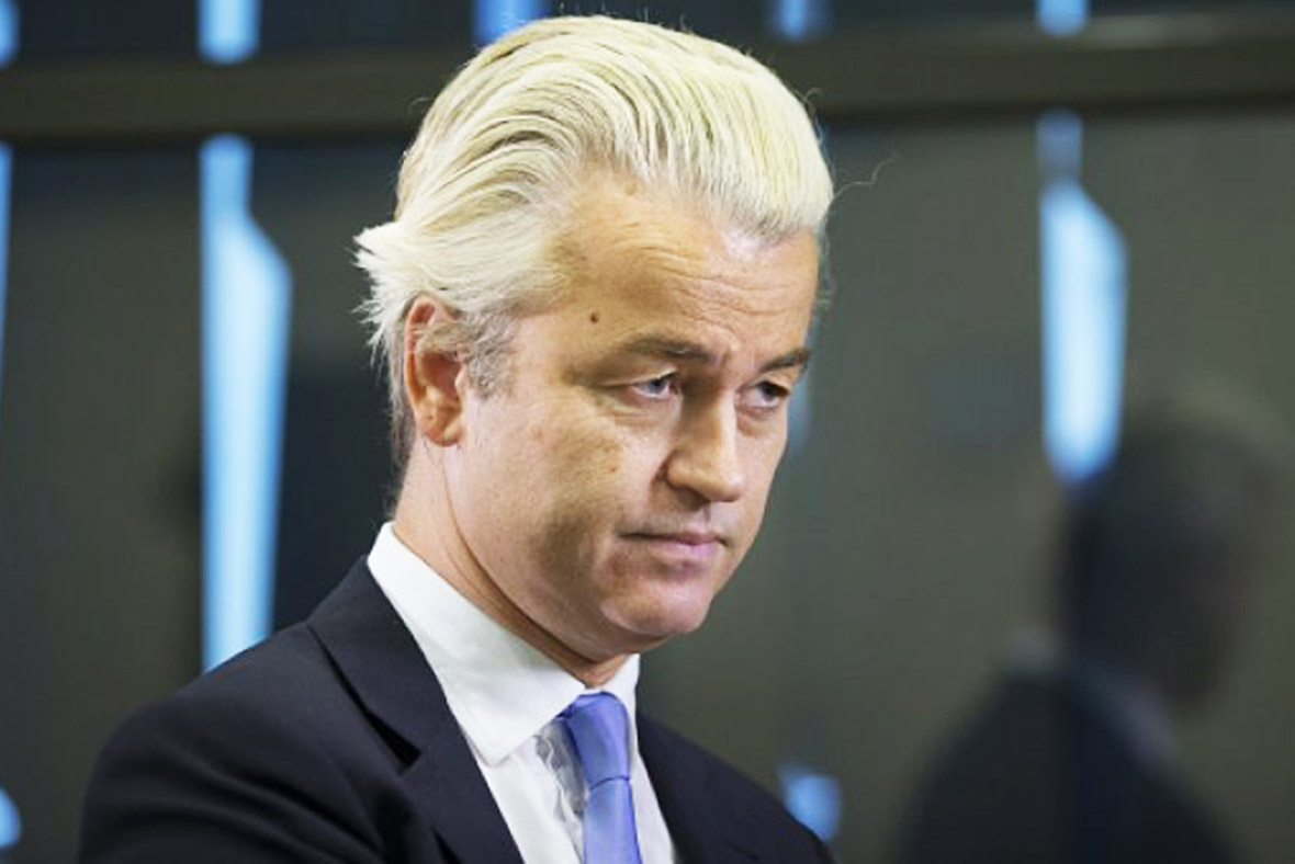 Geert Wilders, Dutch MP