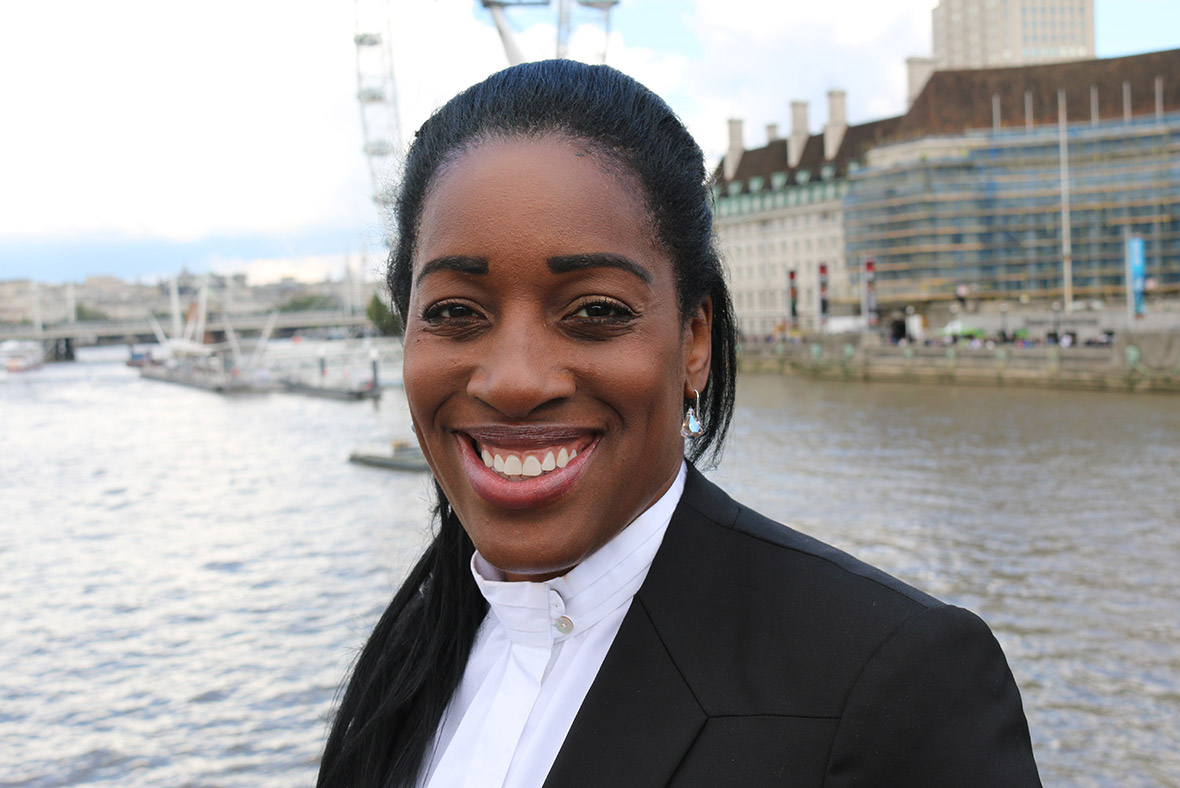 Kate Osamor, Labour's newest shadow minister for women and equalities