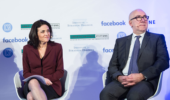 Facebook launches EU wide campaign to counter extremists' posts