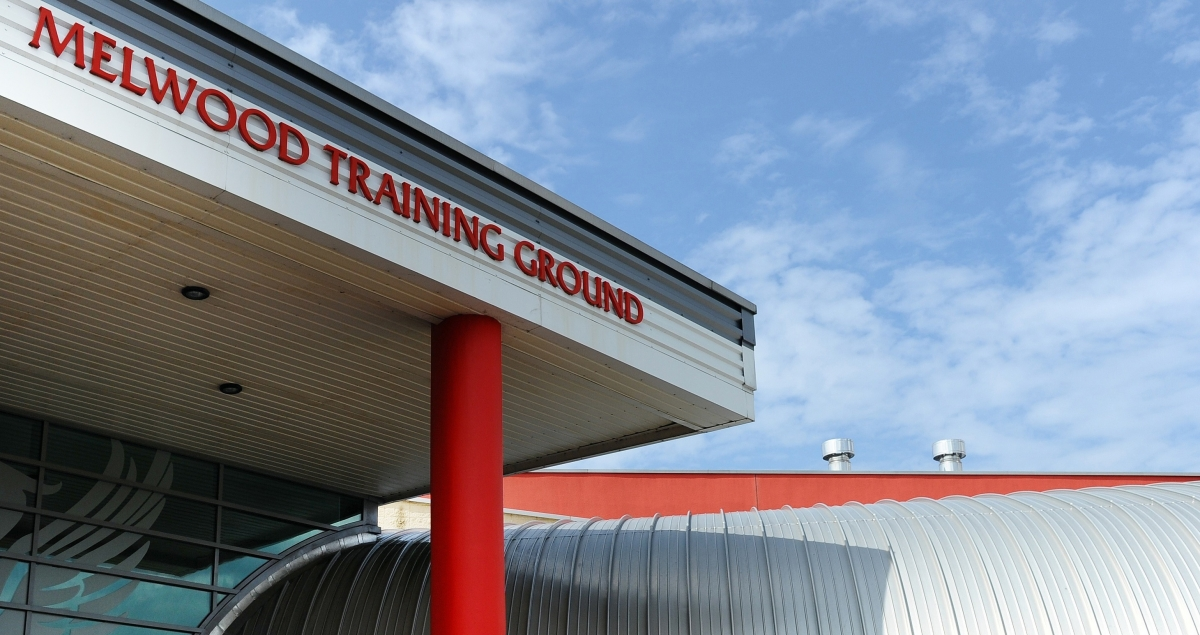Liverpool training ground