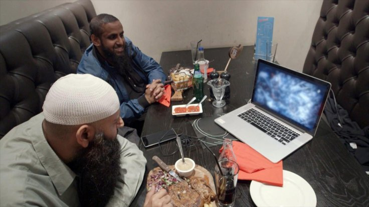 Abu Haleema and Mohammed Shamsuddin