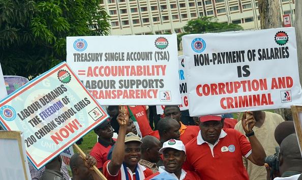 Nigeria corruption