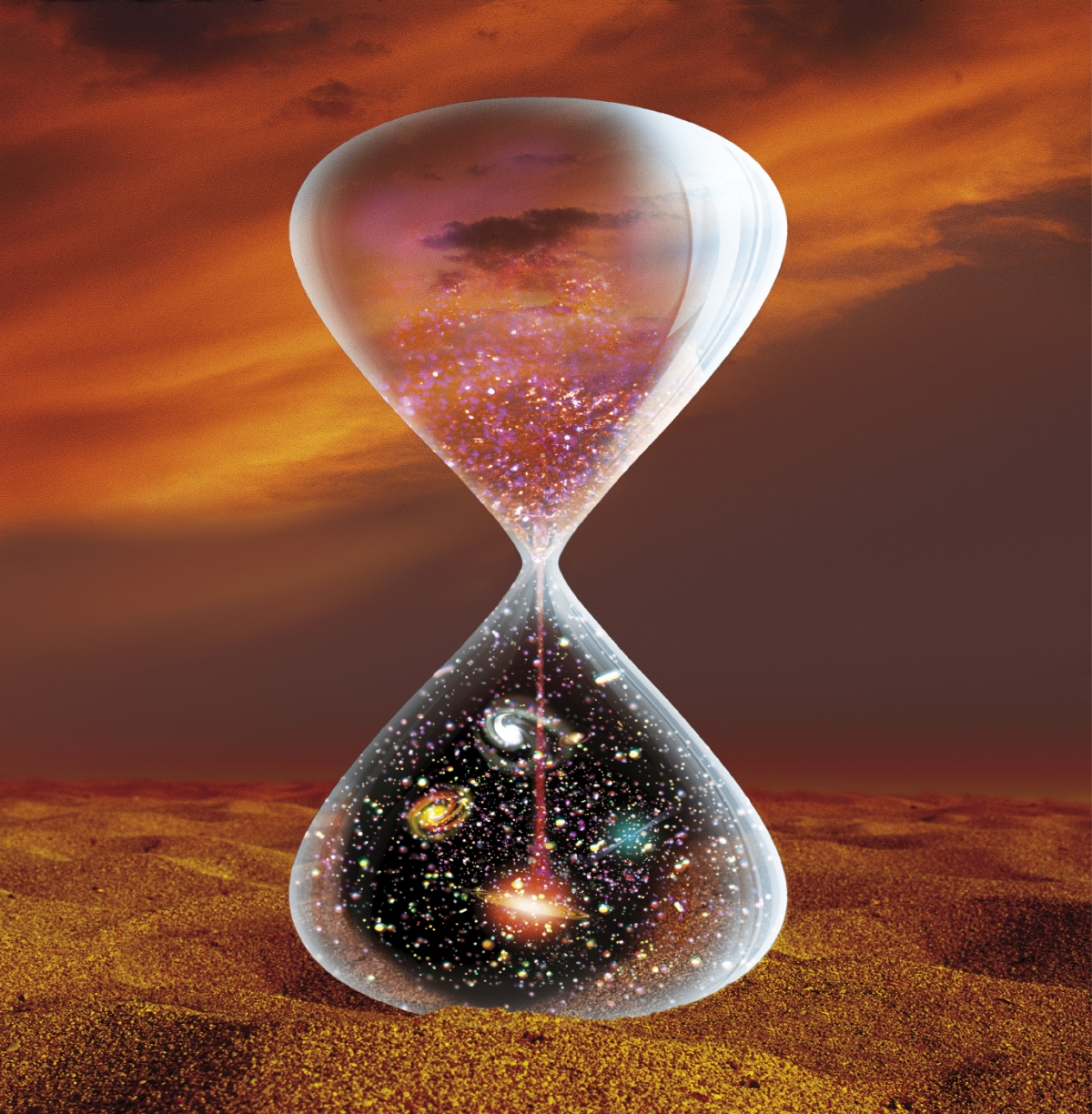 Time flies when you're a subatomic particle – new quantum mechanics turns spacetime on its head