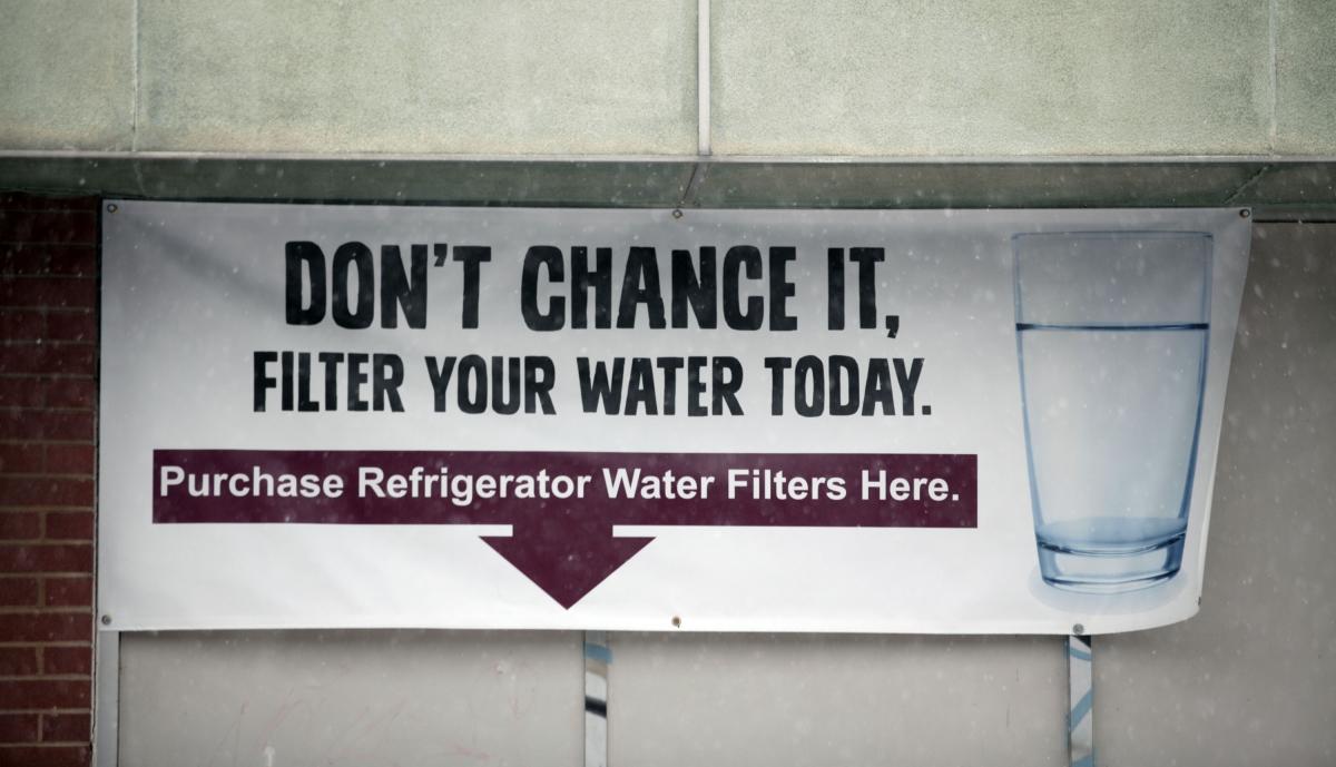 Flint water crisis