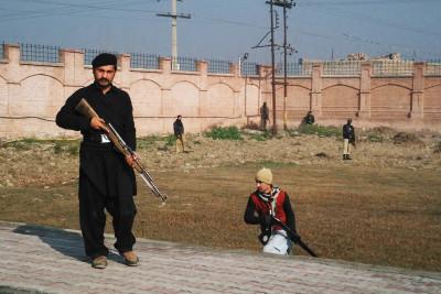 Bacha Khan University shooting