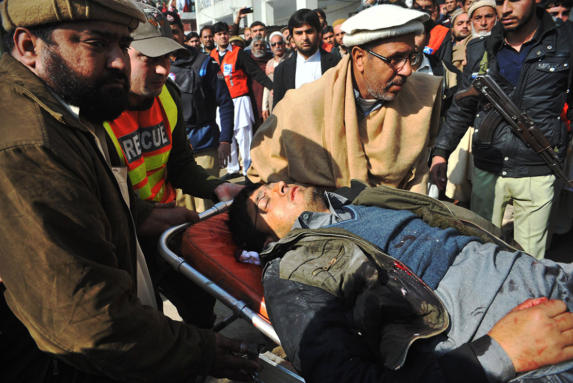 the negative image of pakistan and pakistanis due to the terrorist attack in america The problem with pakistan's that good faith was almost immediately tested by a january 2 terrorist attack on an the pakistani authorities in.