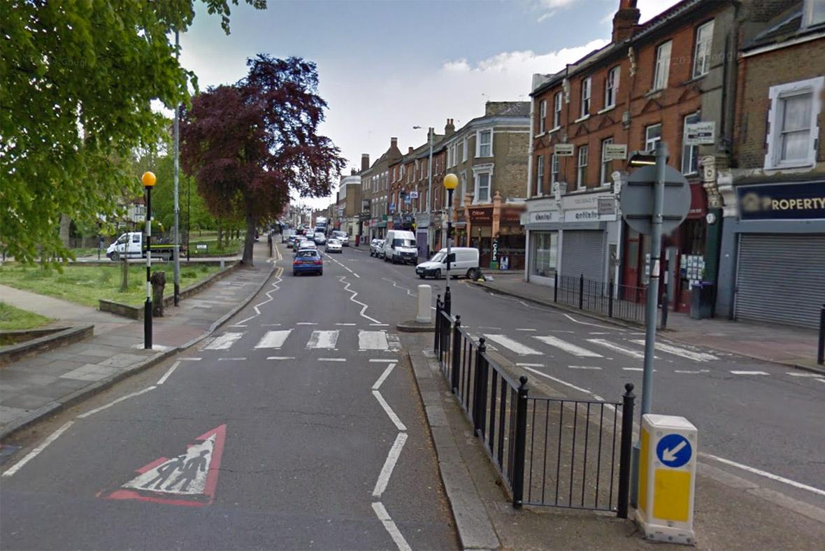 Hornsey, northwest London