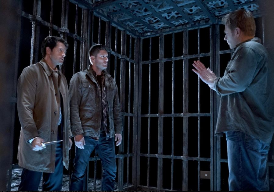 Supernatural season 11 episode 10