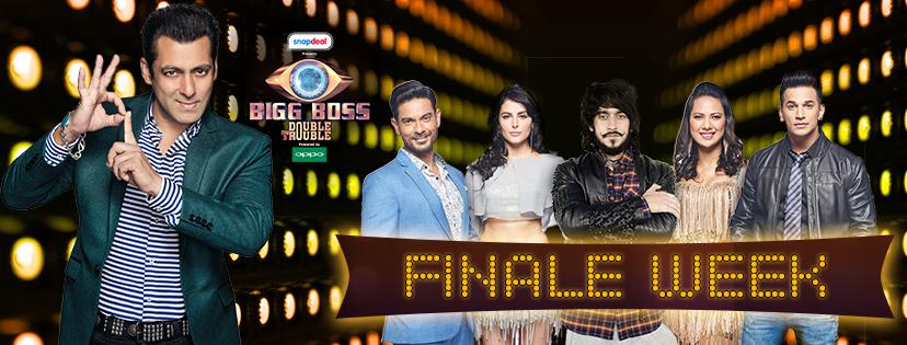 Bigg Boss 9 finale week