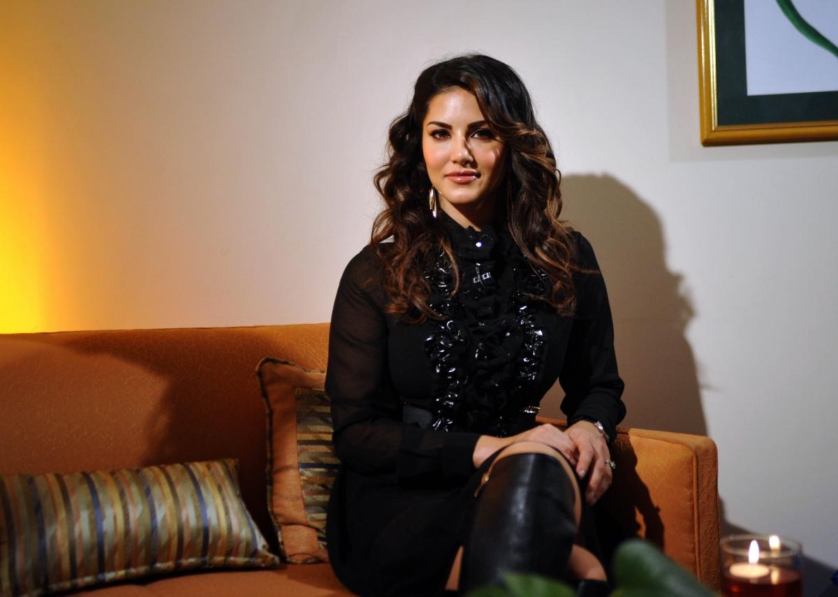 Sunny Leone Bhupendra Chaubey interview