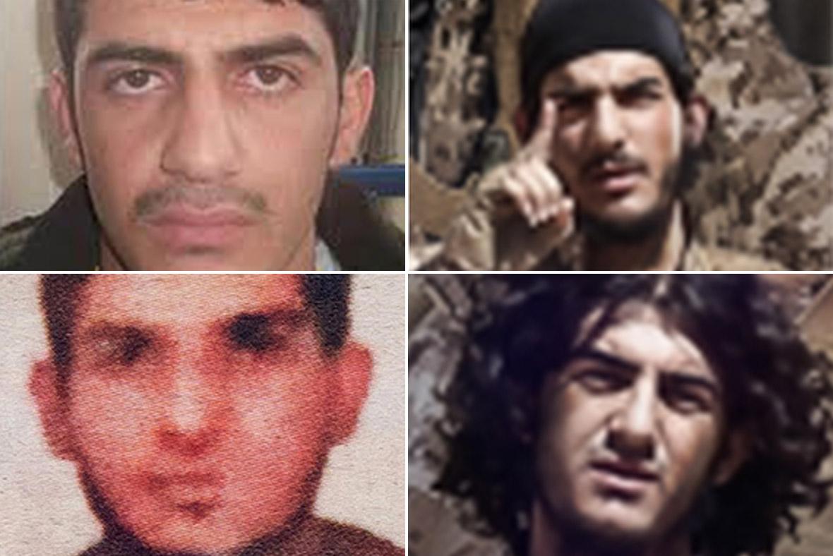 Iraqi Stade de France attackers