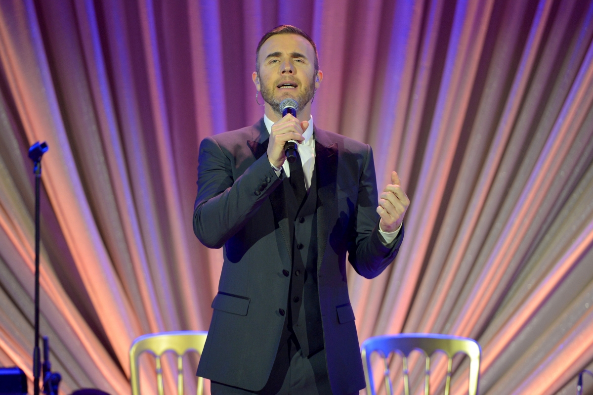 Gary Barlow birthday
