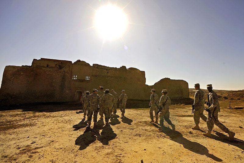 ISIS Destroys Saint Elijah's Monastery Iraq