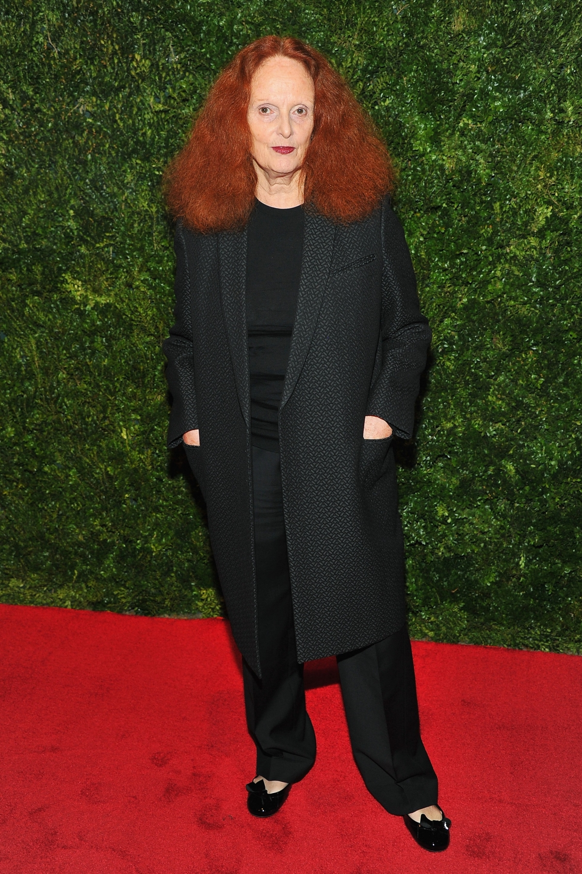 Grace Coddington to step down from Vogue