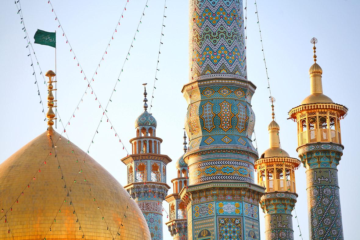 Iran tourism