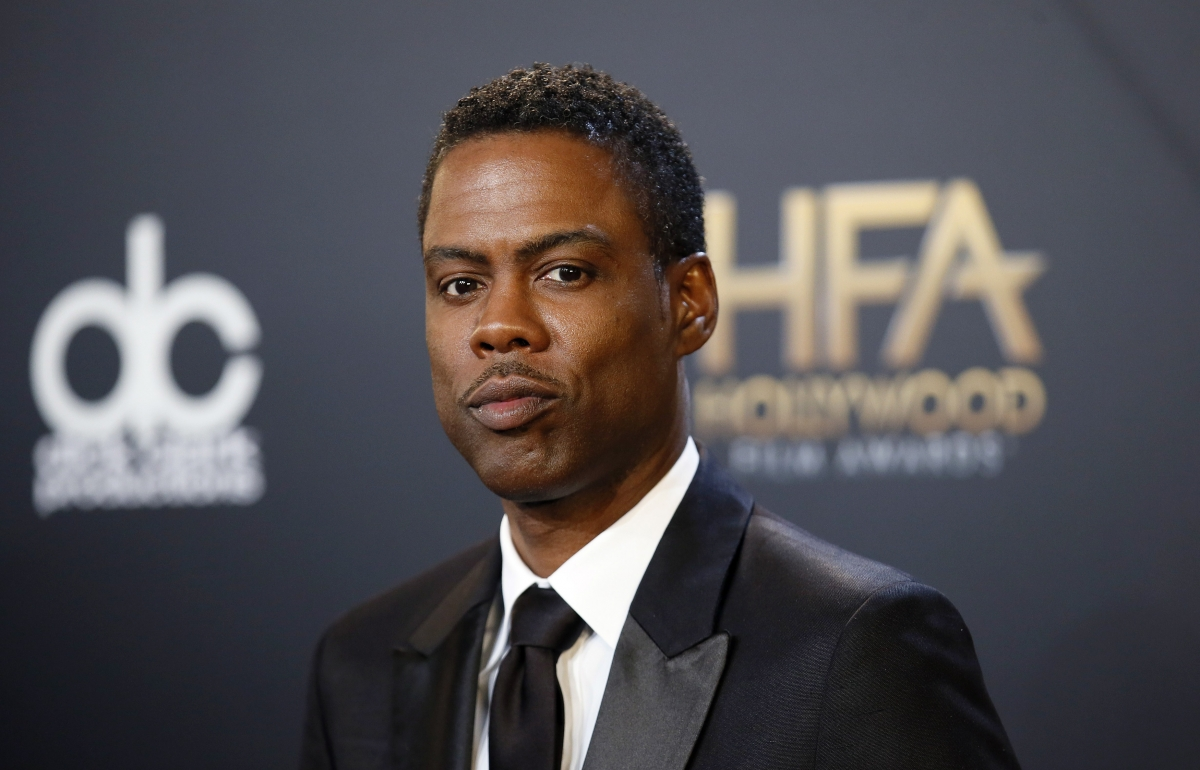 Chris Rock Oscars