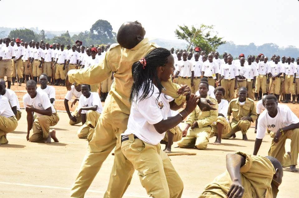 Uganda's crime preventers