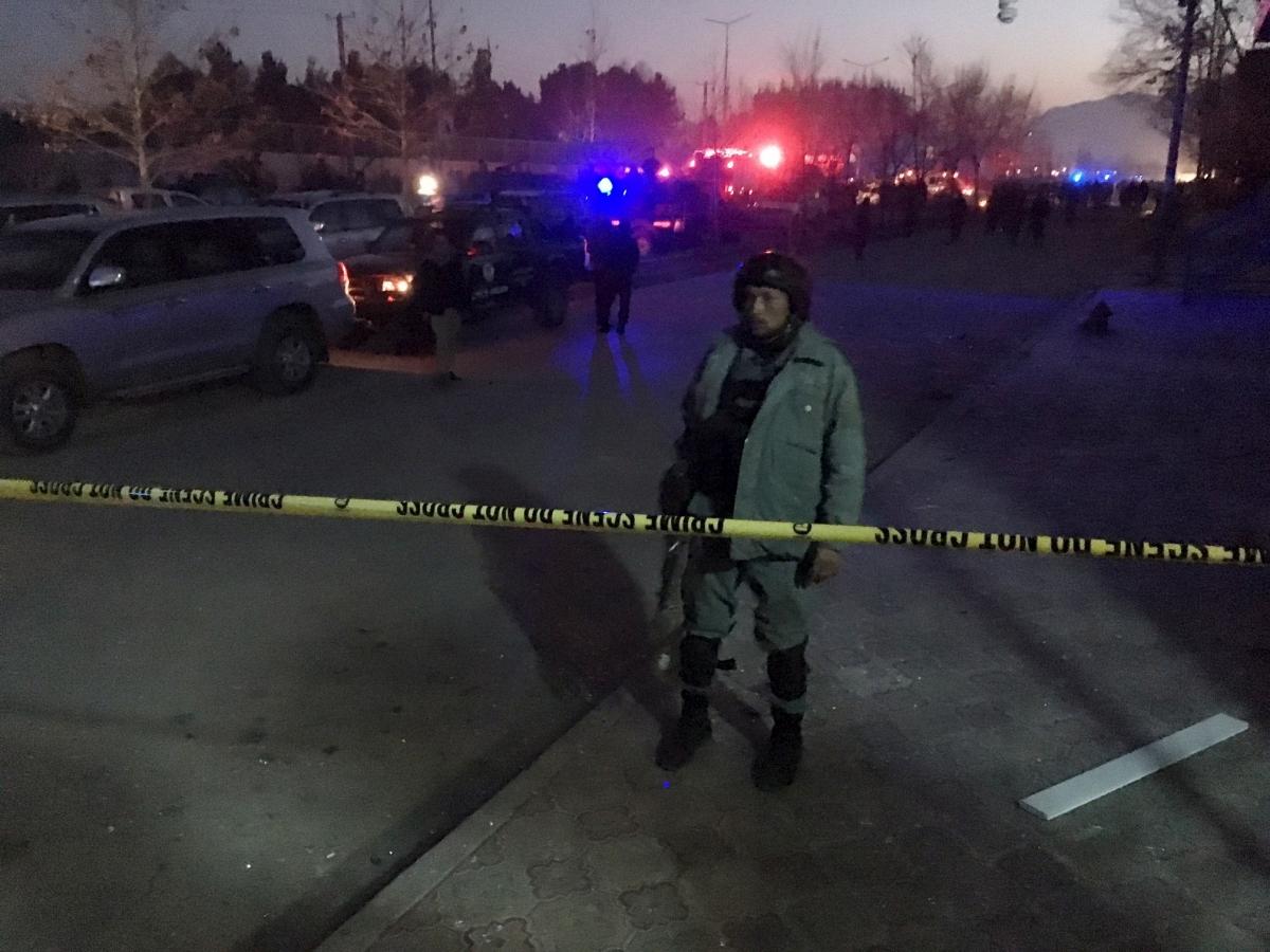 Russian embassy attack