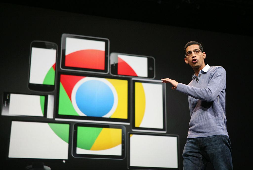 Google Chrome Brotli update