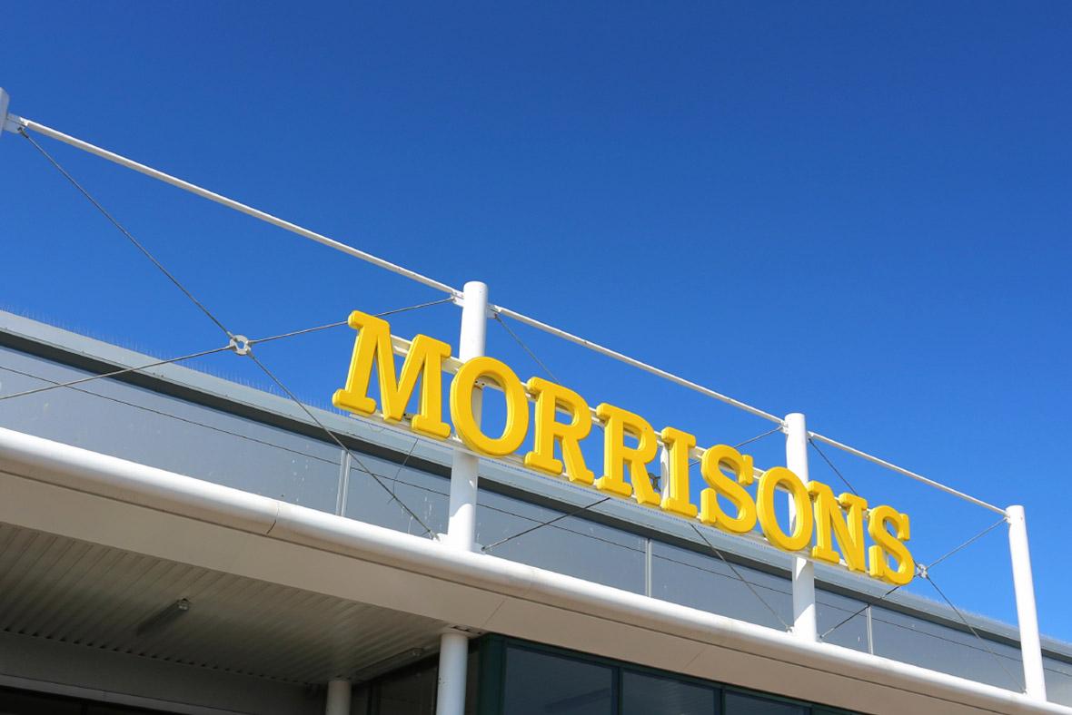 supermarket company morrisons