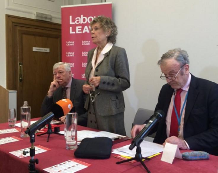 Labour Leave launch