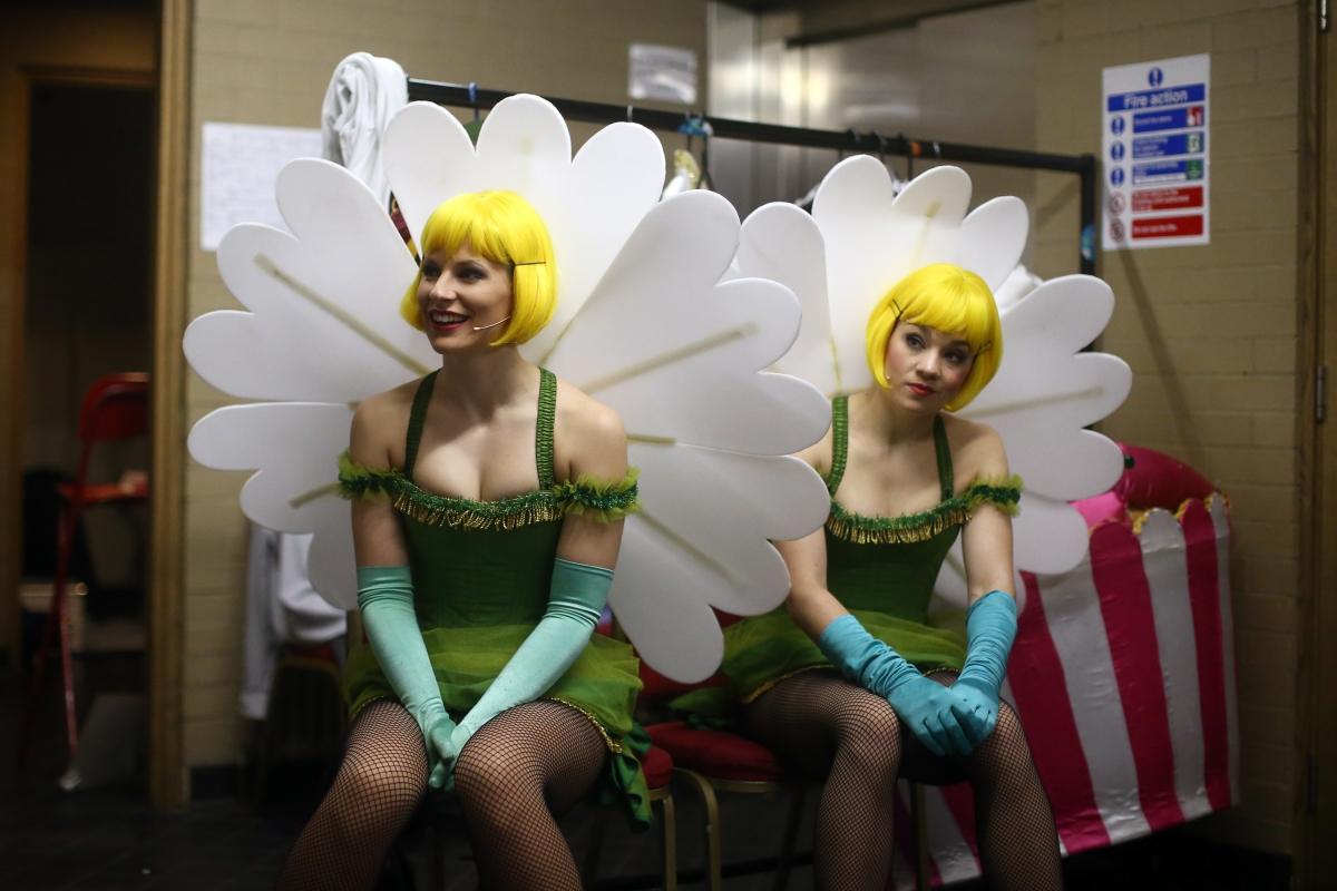 fairy tales beanstalk folklore pantomime