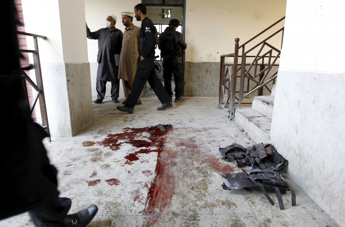 Pakistan Charsadda university attack