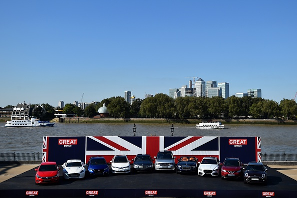 British car production output hits 10 year high
