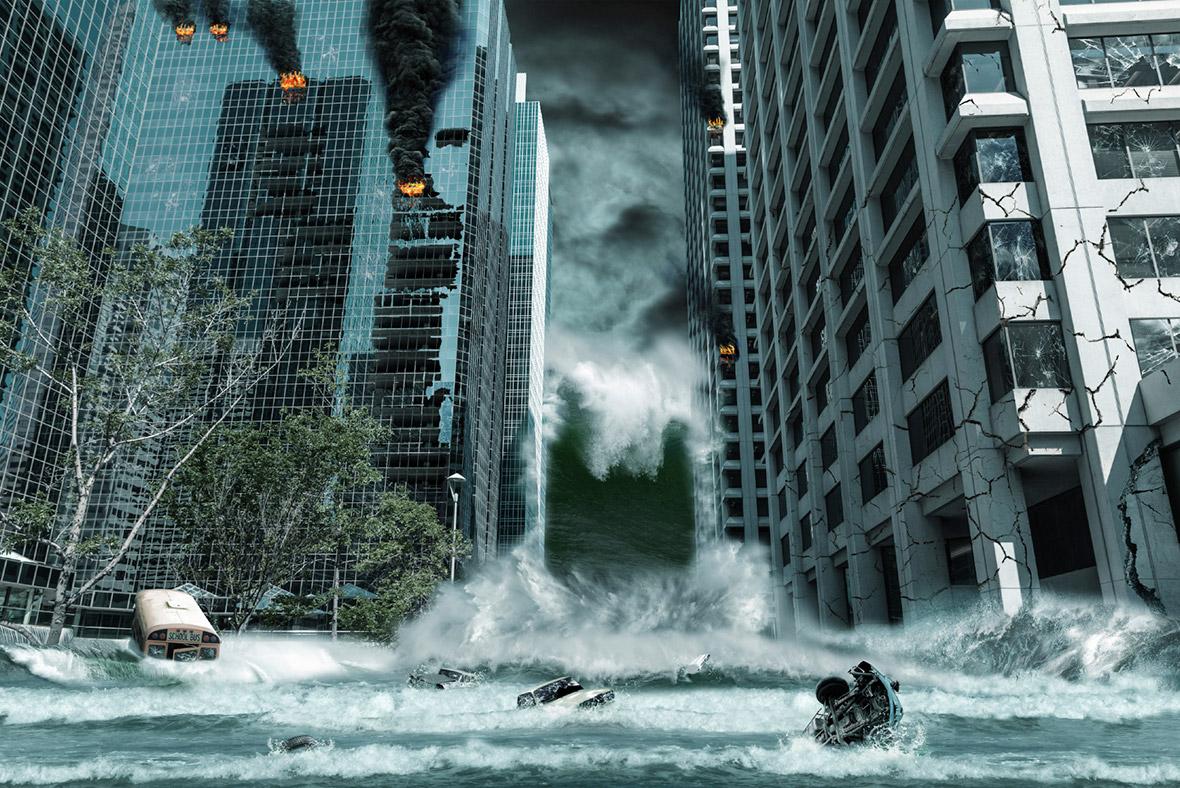 debt tsunami