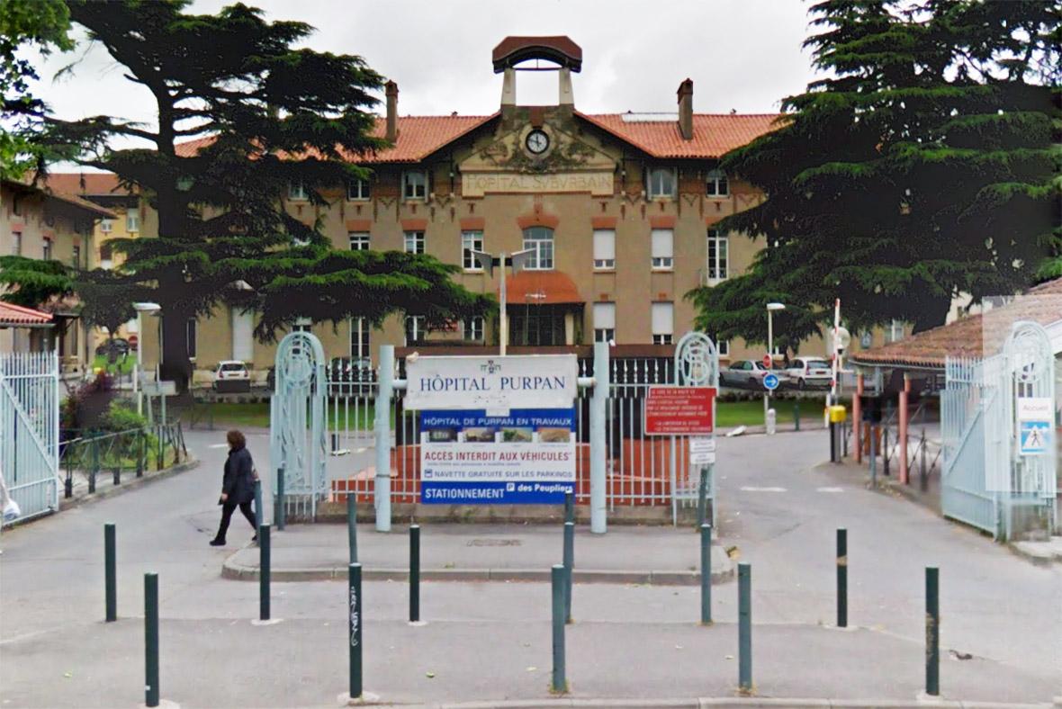 Purpan Hospital, Kinder egg death