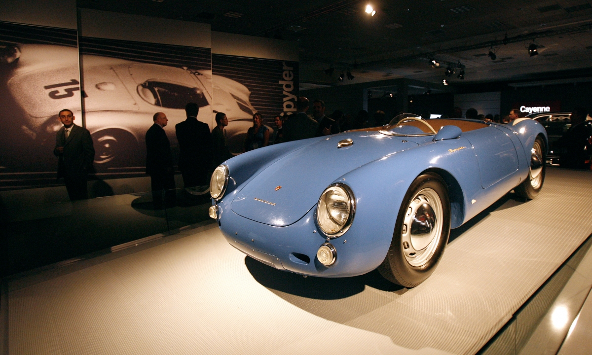 Seinfeld auctioning off his vintage classic cars