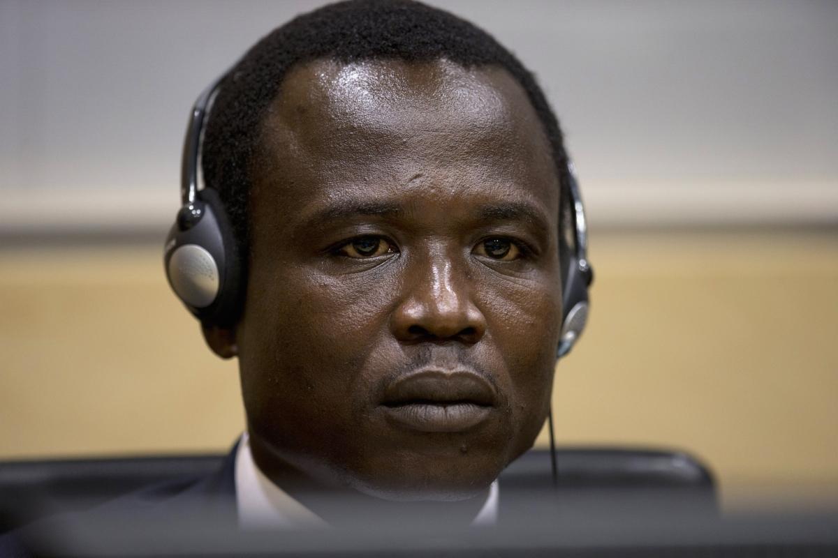 Dominic Ongwen LRA leader