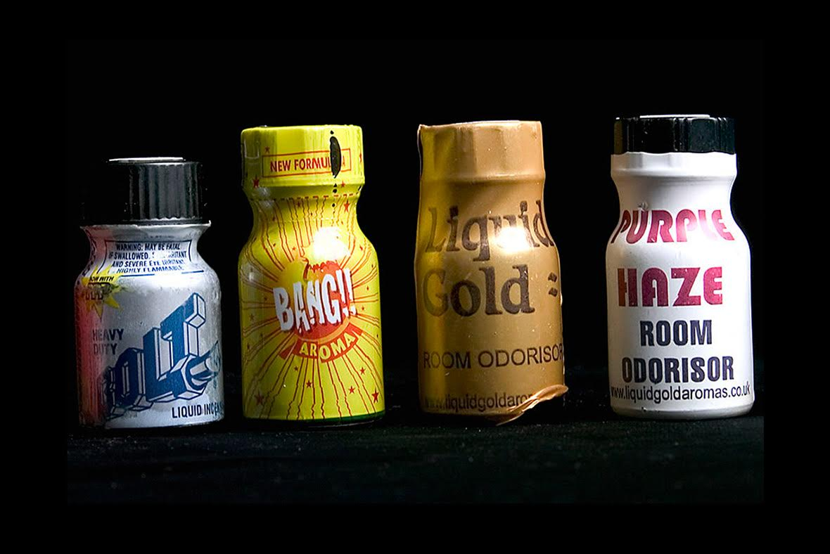 Party Drug Poppers Linked With Development Of Eye Problems