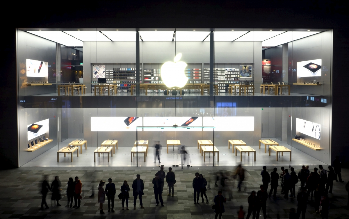 Apple seeks government approval to open stores in India