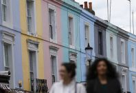 UK house prices mortgages property