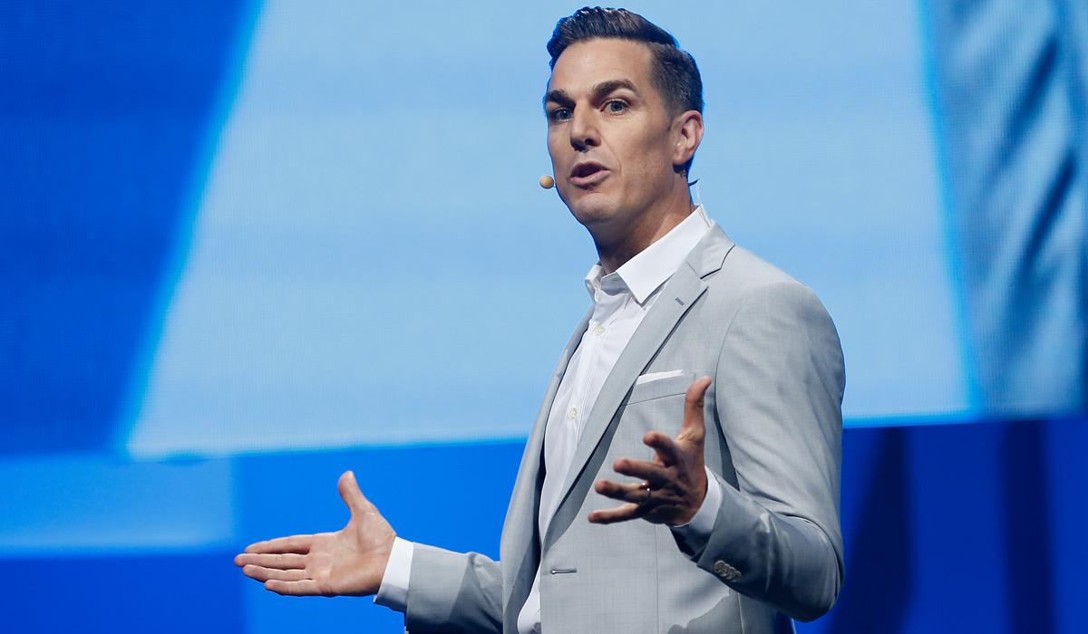 EA CEO Andrew Wilson