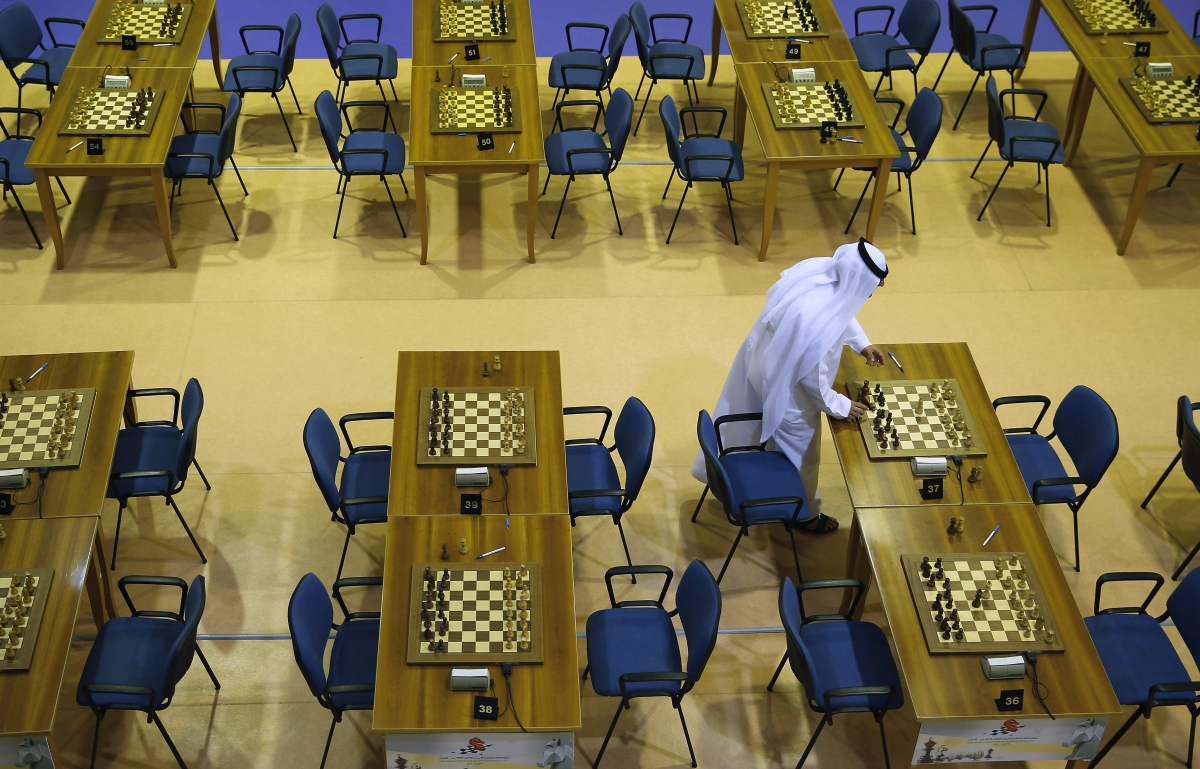 chess competition Dubai