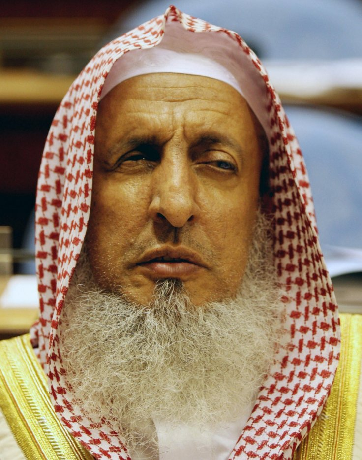 Grand Mufti of Saudi Arabia