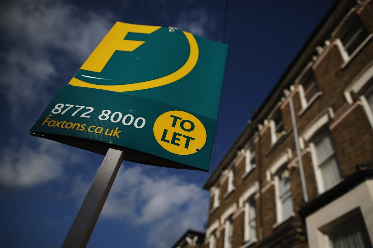 buy to let rents UK
