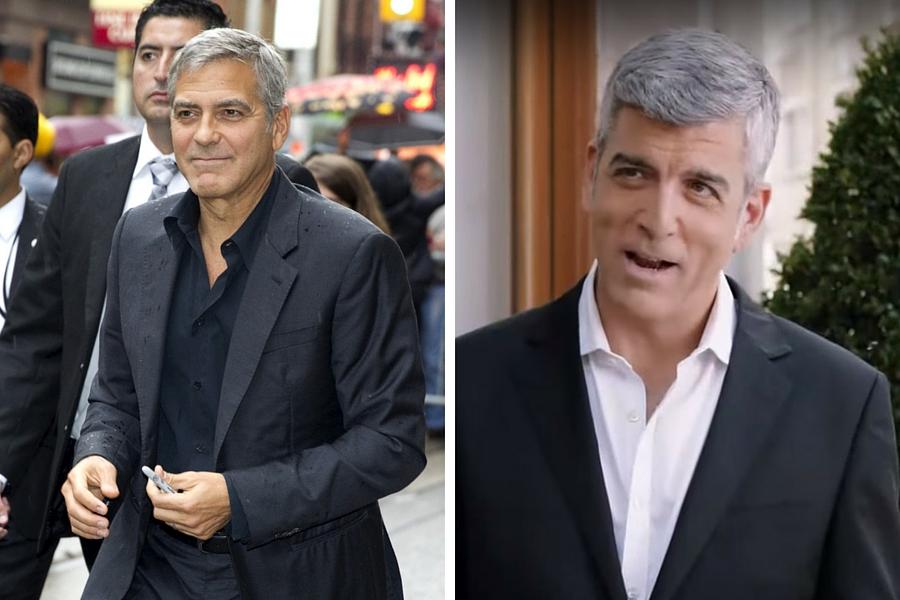 Clooney clone