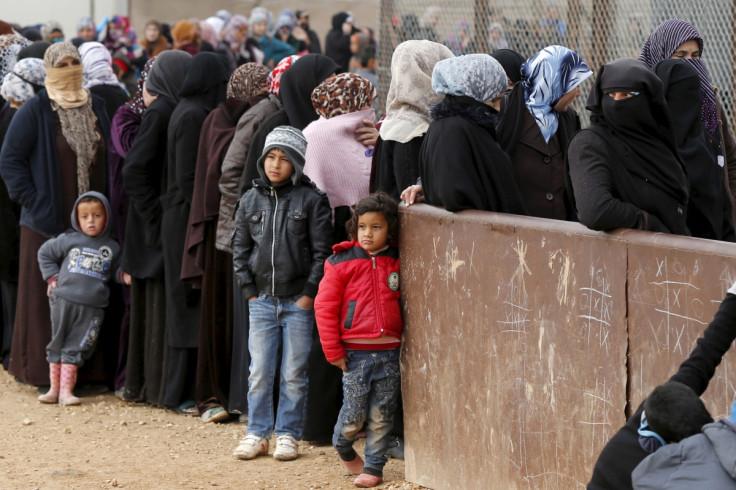 Al Zaatari refugee camp, Mafraq