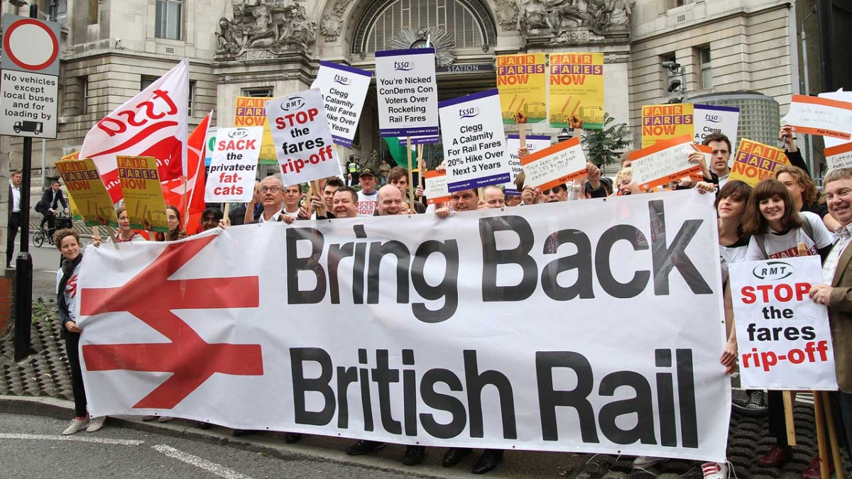 Bring Back British Rail