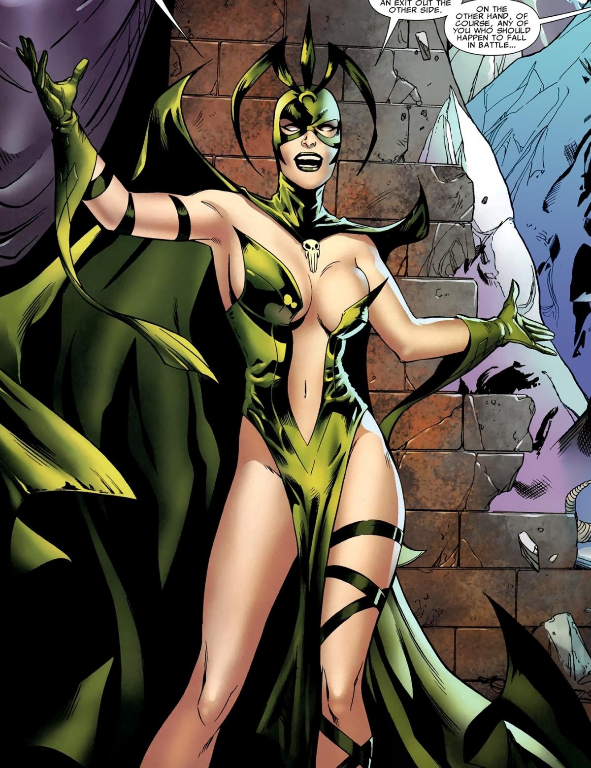 Hela Marvel Comics