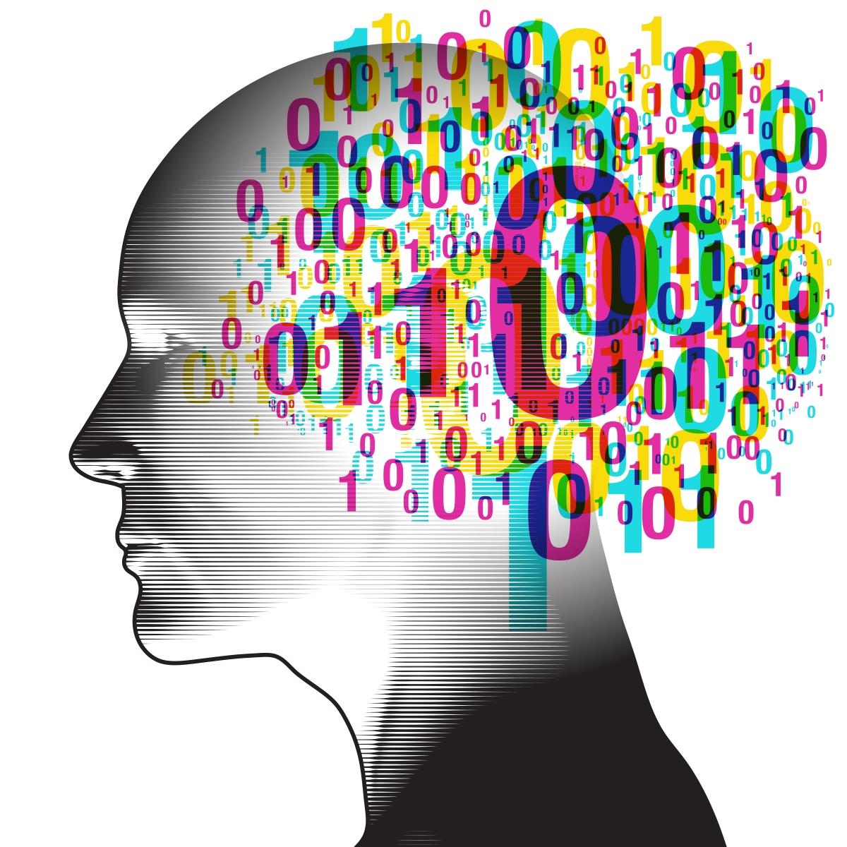 maths number brain