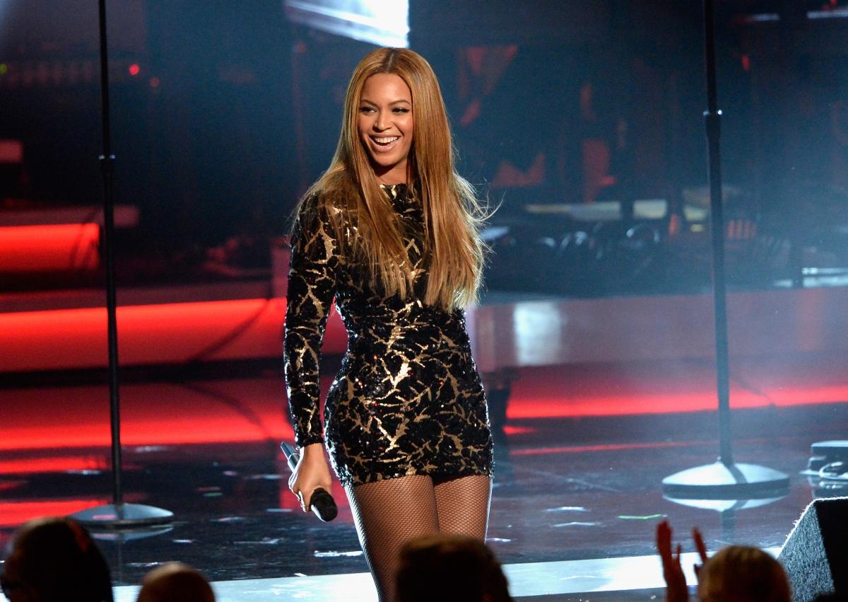 Beyonce tour
