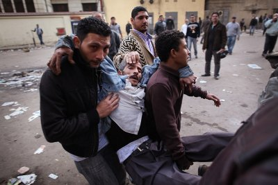 Cairo January 25 2011