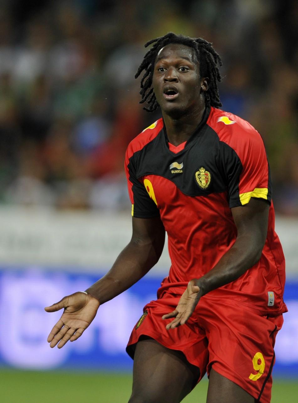 Romelu Lukaku: £20m from Anderlecht to Chelsea